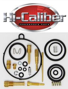 Quality Carburetor Carb Rebuild Repair Kit for the 2013-2018 Honda TRX 90X ATVs