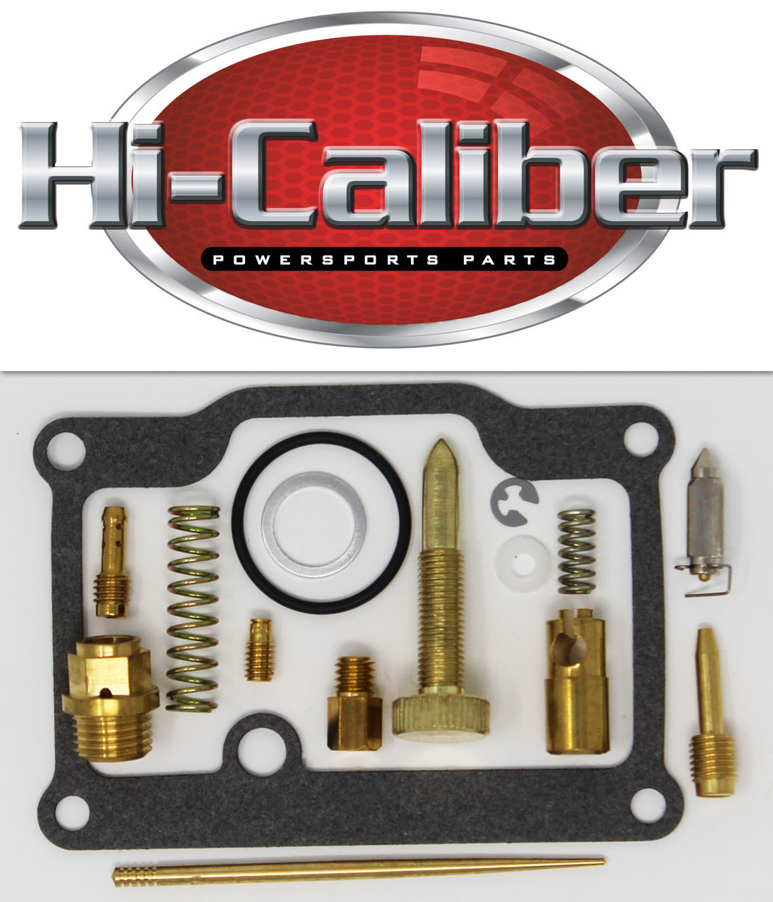 1993 Polaris 400 Sportsman 400 4x4 Carburetor Repair Kit Carb Kit