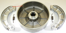 NEW REAR BRAKE DRUM & SHOES SET for Honda TRX 500 Foreman Rubicon 43620-HN2-000