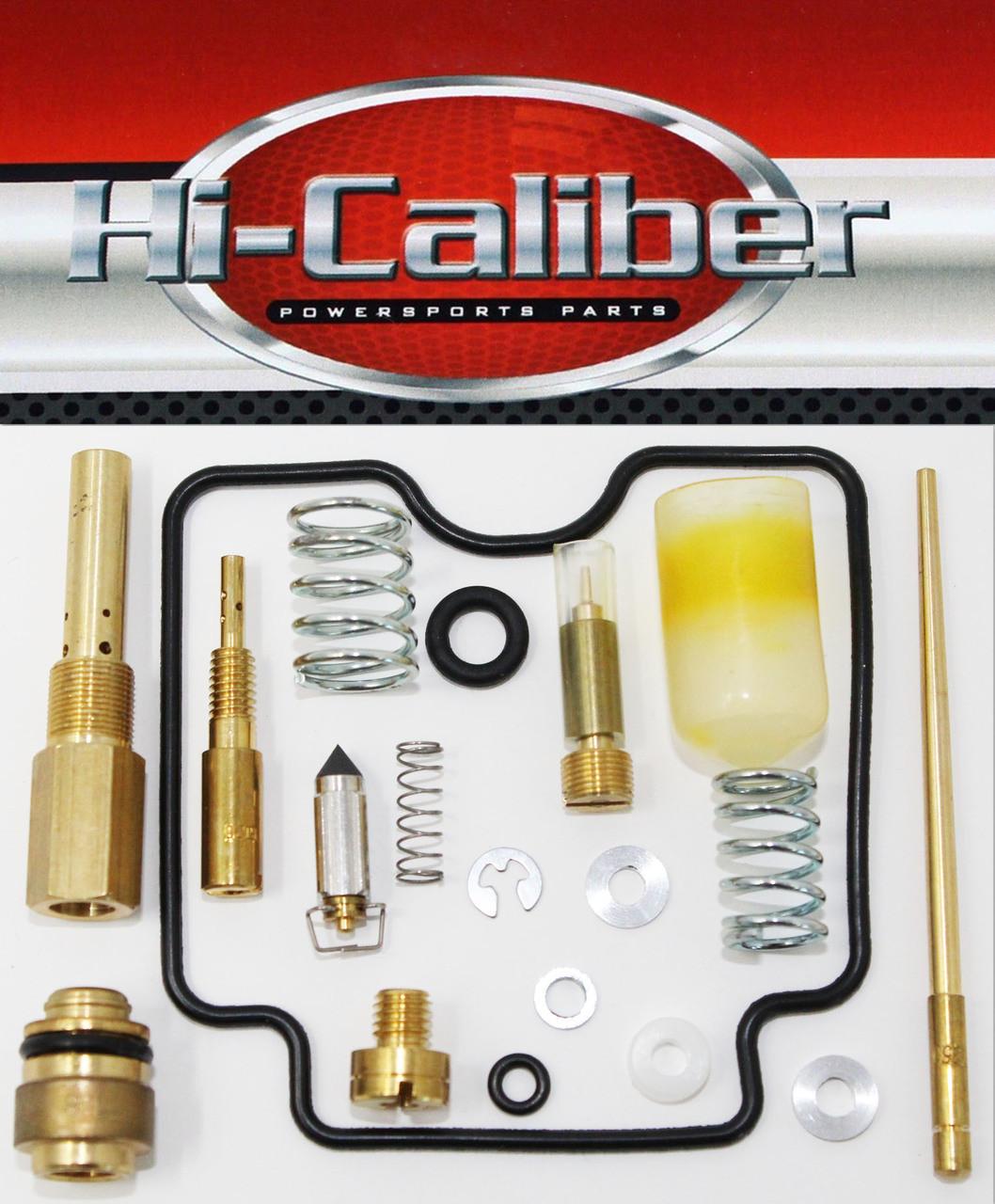 CARBURETOR CARB REBUILD REPAIR GASKET /& JET KIT POLARIS ATP 330 2004-2005