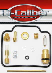 OEM QUALITY Carburetor Rebuild Kits for the 1997-1999 Suzuki LTF 250 250F Quadrunner ATVs