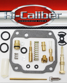 OEM QUALITY Carburetor Rebuild Kits for the 1989-1993 Suzuki LT 230 Quadrunner ATVs