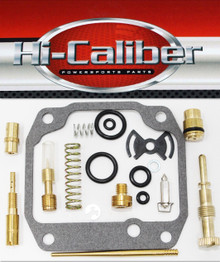 OEM QUALITY Carburetor Rebuild Kits for the 1985-1986 Suzuki LT 230GE Quadrunner & the 1986-1987 Suzuki LTF 230 Quadrunner ATVs