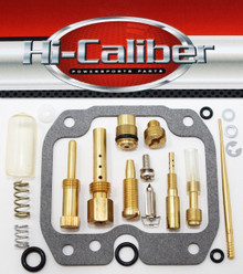 Hi-Caliber Powersports Parts Carburetor Rebuild Kit for the 2005-2007 Bombardier Rally 200 & Can-Am Rally 175 ATVs Carb Repair