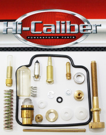 Hi-Caliber Powersports Parts Carburetor Carb Rebuild kit for the 2002-2006 Polaris 700 Sportsman Twin