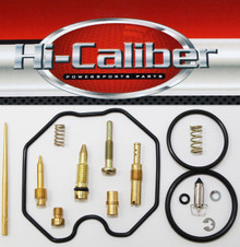 Hi-Caliber Powersports Parts Carburetor Carb Rebuild kit for all the Polaris 200 Phoenix & Sawtooth ATVs