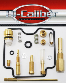 Hi-Caliber Powersports Parts Carburetor Carb Rebuild kit for the 2008-2013 Yamaha YFM 250R 250 Raptor  ATVs