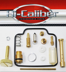 Hi-Caliber Powersports Parts Carburetor Carb Rebuild kit for ALL the Polaris 300 Hawkeye & Sportsman  ATVs