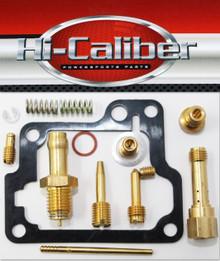 Hi-Caliber Powersports Parts Carburetor Carb Rebuild kit for 2002-2005 Suzuki LT-A 50 Quadmaster  ATVs