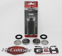Swingarm Pivot Lock Nut Removal Tool + Bearings and Seals for 1985-1987 Honda TRX 250 Fourtrax