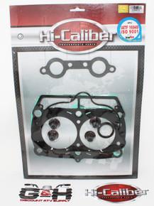 QUALITY Hi-Caliber Powersports Parts Top End Engine Gasket Kit Set for 2004-2008 Polaris 700 Sportsman & 2005-2010 Polaris 800 Sportsman ATVs