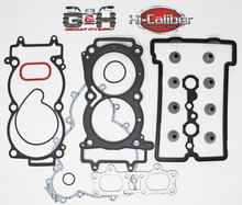"QUALITY Hi-Caliber Powersports Parts FULL COMPLETE Engine Gasket Kit Set for 2013-2016 Polaris 900 ACE EFI EPS, Ranger Crew, XP, RZR XP 4, RZR 900 50"", 55"", 60"" UTVs"