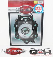 QUALITY Hi-Caliber Powersports Parts Top End Gasket Kit for 1998-2004 Honda TRX 450 S ES Foreman