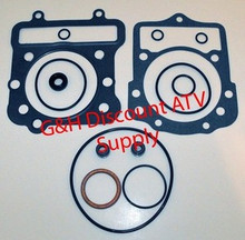 99-02 Kawasaki KVF 300 Prairie Top End Gasket Kit *FREE U.S. SHIPPING*