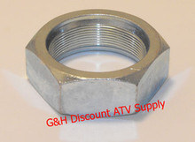 2007-2010 Honda TRX420 Rear Axle Outer Jam Nut *FREE U.S. SHIPPING*