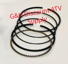 Honda ATC 200 200M 200S Piston RINGS *FREE U.S. SHIPPING*