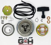 Honda 1981-1983 ATC200 Engine Recoil Starter Pulley Rebuild Kit *FREE US SHIPPING*