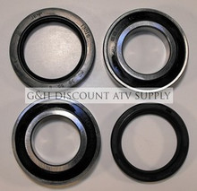 Kawasaki KLF 400 300 Bayou 4x4 Front Knuckle Bearing & Seal Kit (1 Wheel)