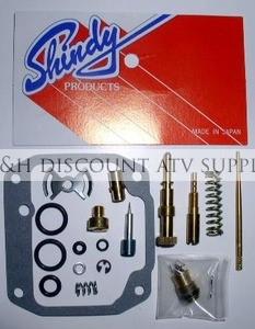 Carburetor Rebuild Kit For Suzuki LT230S Quadsport 1985 1986 1987 SHOW