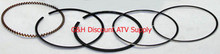 1988-2000 Honda TRX300 FW Fourtrax Piston RINGS *FREE U.S. SHIPPING*