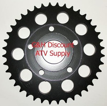 1983-1985 Honda ATC 200X 40T Rear Sprocket