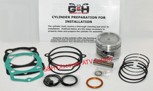 Honda Atc 200 200S 200M 185 185S Engine Top Rebuild Kit & Machining Service
