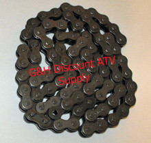 Honda Atc 185 200 200E BIG RED 350X DRIVE CHAIN *FREE U.S. SHIPPING*