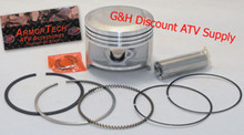 1985-1987 Honda 250 250ES Big Red Three-Wheeler Piston and Rings Kit *FREE U.S. Shipping*