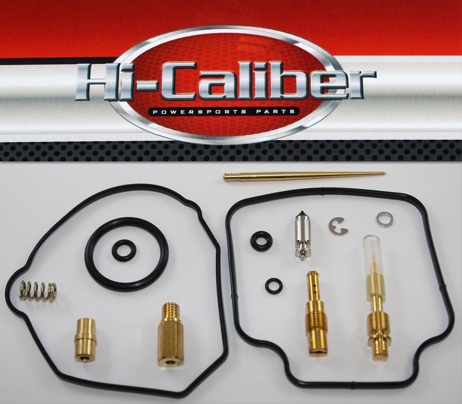 HI-CALIBER POWERSPORTS PART Carburetor Rebuild Kit Carb 1983-1985 Honda ATC 200X