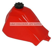 Honda Atc 200 200M 200E 200ES Big Red Gas Fuel Tank NEW