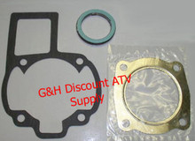 Suzuki LT80 LT 80 QuadSport Top End Gasket Kit Engine Motor Gaskets Set