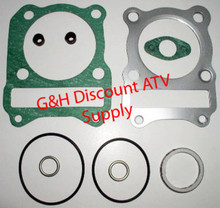 Suzuki 84-85 ALT185 ALT 185 Top End Gasket Kit Engine Motor Gaskets Set