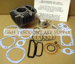 1979-1985 Honda ATC110 Top End Engine Gasket Kit
