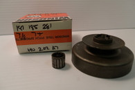 Husqvarna Chainsaw Spur  Sprocket HU202A7 181 185 281 285 288 298  2100 2101 3/8 7 tooth NEW NOS