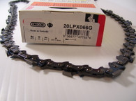 "Oregon Sawchain Loop 20LPX074G .325 050 gauge 74 link 18"" Stihl"