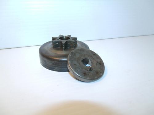 Stihl Chainsaw 040 Muffler w/o bolts Used