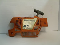 Husqvarna Chainsaw 36 41 136 141 Starter RECOIL good used