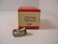 Briggs & stratton Engine 221798 493880S  Spark plug Terminal NOS