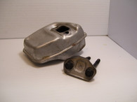 Poulan Craftsman Blower Muffler w/ bolts BV1650 1750 1800 PBV200 2000  Used 358.797931