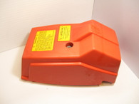 Husqvarna Chainsaw 40 45 49 series Plastic top Cylinder Cover orange Used