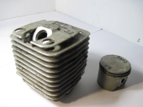 McCulloch Chainsaw 2 3 Piston Cylinder Titan 35 40 Mac 930 935 940 2 3 Used