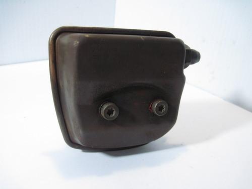 STIHL Trimmer Muffler w/ Bolts FS 45 46 55 Used