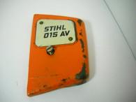 Stihl Chainsaw Air Filter COVER 015 015AV Used