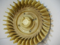 Poulan Husqvarna Craftsman Blower 122HBV PP422 GB120 Impeller 530094865 used