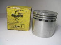 Clinton Piston w/rings #12001  New