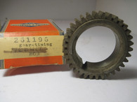BRIGGS & STRATTON Timing Gear #261196 New NOS 251700