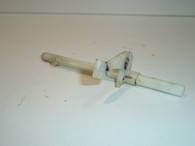 Solo Chainsaw  647 654 Throttle selector shaft plastic white    USED