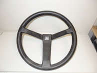 John Deere Steering Wheel  AM121918 LX176 LX188 LX172  Used