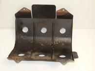 John Deere  LX172  w/ kaw Fc420v engine Lower Muffler Shield Good Used