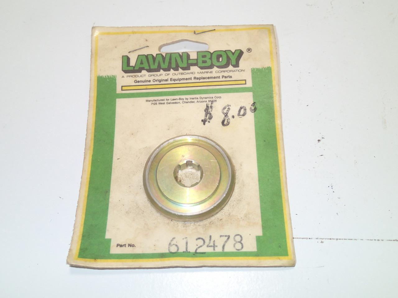 Lawnboy Ryobi IDC Trimmer Upper Retaining Washer 612478 nos